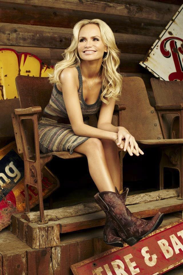 Photo - Kristin Chenoweth, actress/singer