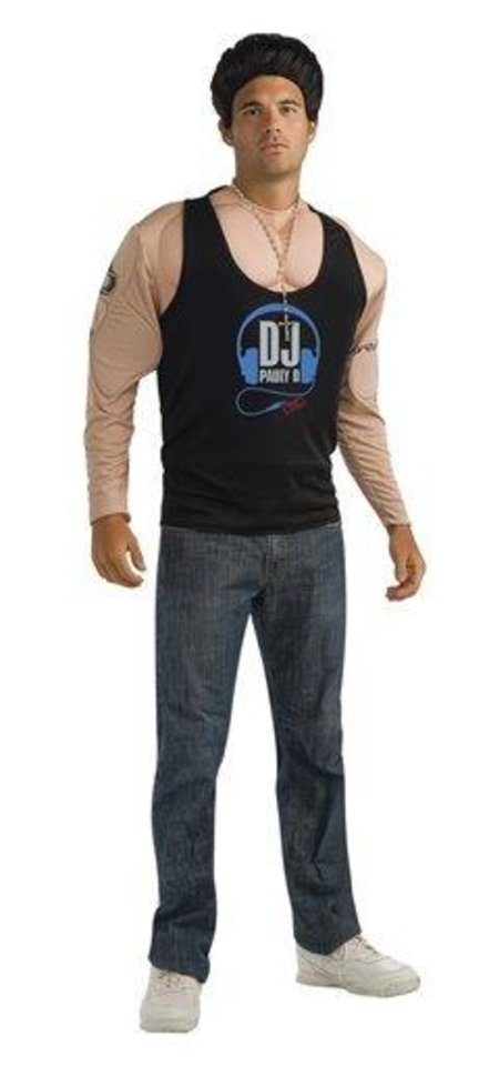 5db01328ba73 Photo - This product image courtesy of Ricky s NYC shows a Pauly D costume.  Expect
