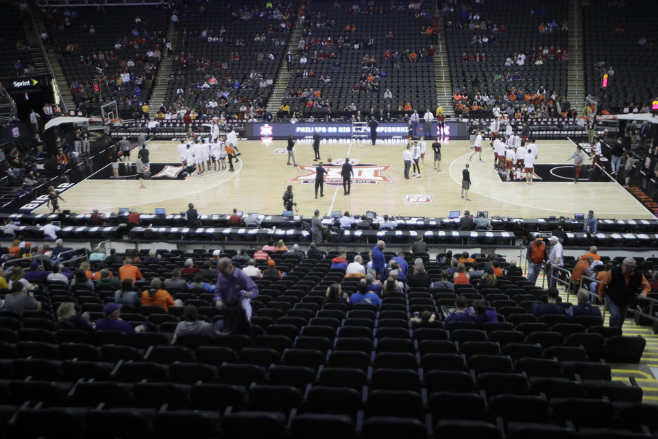 Big 12 Basketball Conference To Limit Fan Access To Men S Women S Tournaments After Wednesday Night Games