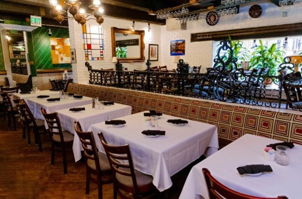 Photo -  Legend's is preparing to reopen its dining room for the first time since March with plans for for its annual Thanksgiving services close behind