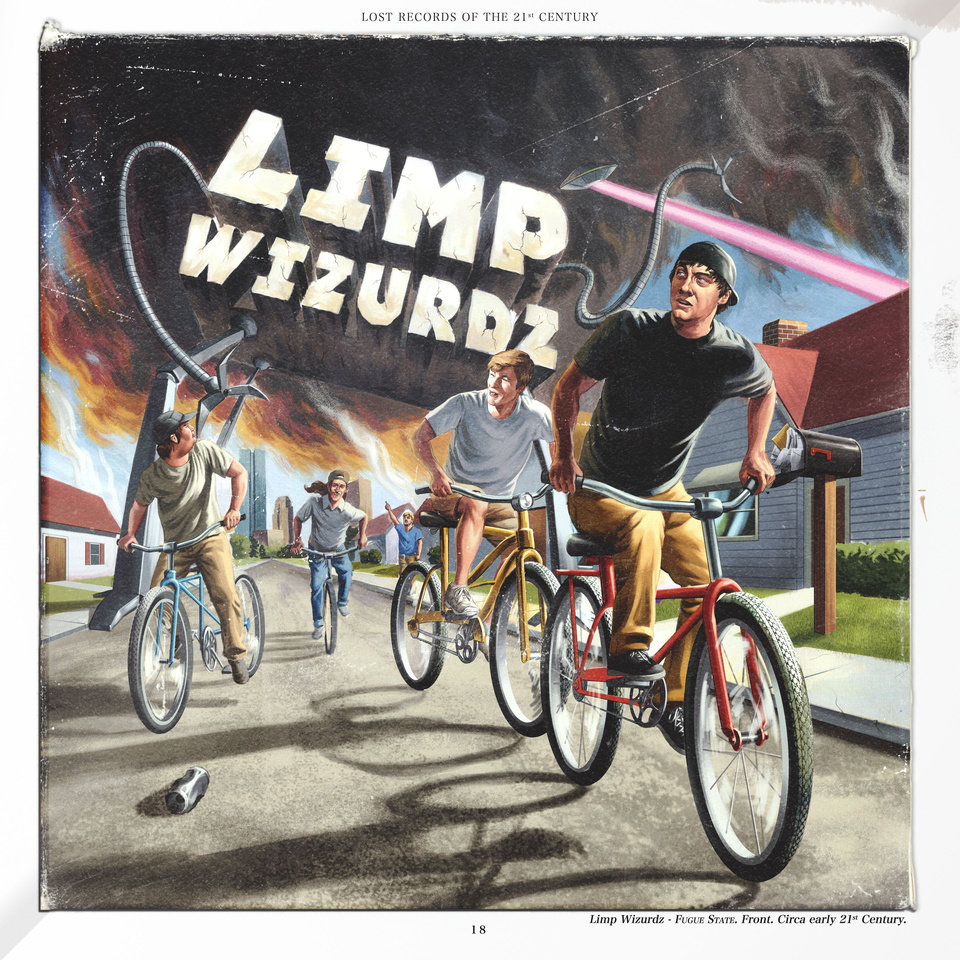 Photo -  Limp Wizurdz'