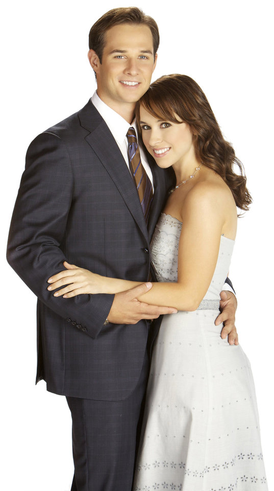 1002021318235117 Photo Lacey Chabert And Ryan Merriman As Free Spirited Liberty Taylor Up Jonathan Macintyre