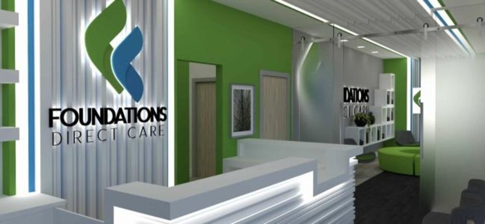 Photo -  Foundations Direct Care provides a subscription-based physician and will open by summer in the new Boulevard Building in Midtown. [PROVIDED]