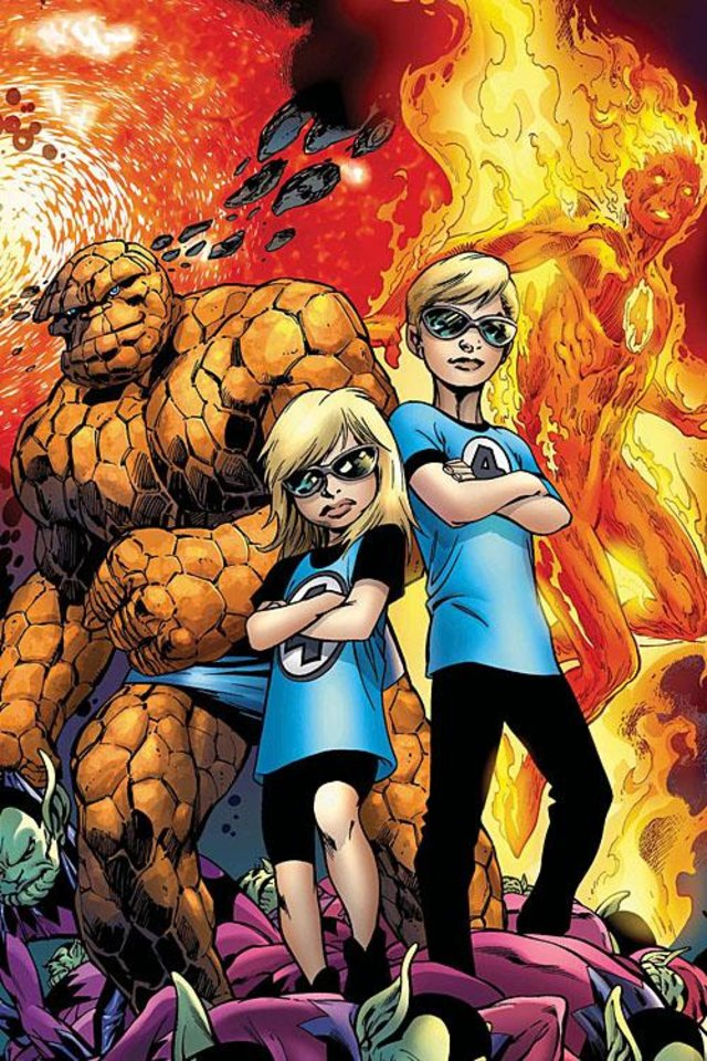infinite danger room 81 forgotten fantastic four