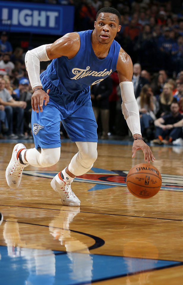 The quotable Russell Westbrook: A look at the Thunder ...
