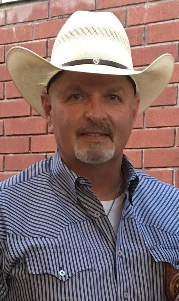Photo -  Canadian County Sheriff Chris West