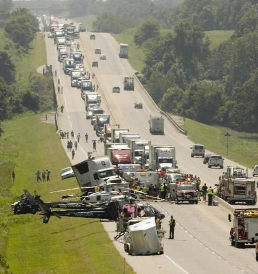 Neo Oklahoma: $62M Settlement Reached In Oklahoma Turnpike Deaths Case