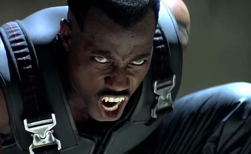 Photo - Wesley Snipes in