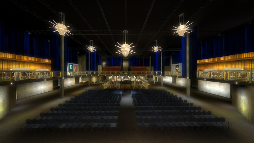 The Criterion Sets Grand Opening And Reveals First