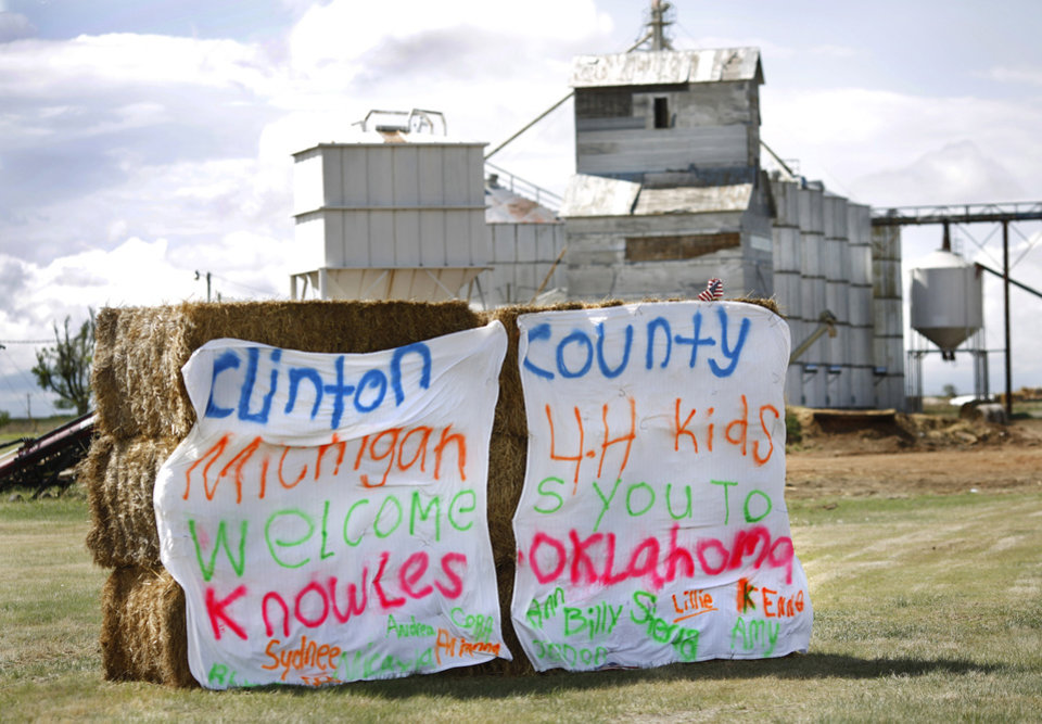 Northwest Oklahoma and Panhandle continue to recover from