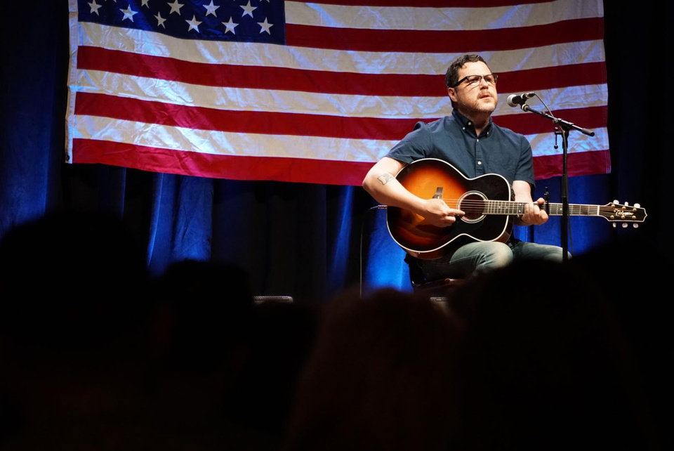 Photo -  Seattle-based songwriter Damien Jurado will visit Oklahoma for several concert dates during an early run of his 50 State Tour. The concert dates aim to put Jurado in cities and towns he's never played. [Photo provided by Josh Mund]