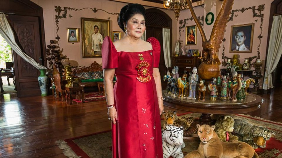 Photo - Imelda Marcos appears in the documentary
