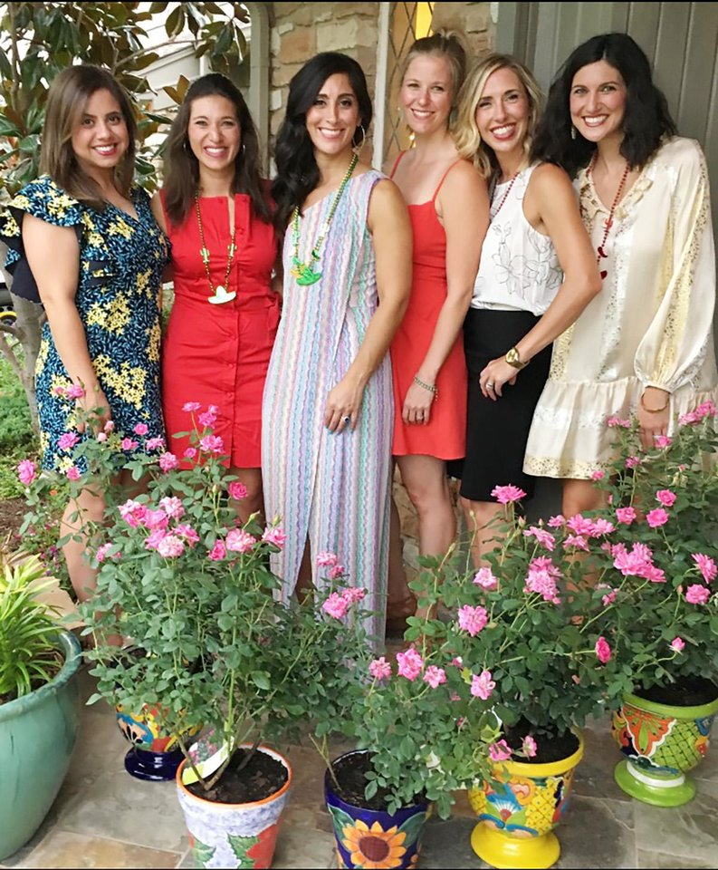 Photo - Kasey Cohlmia, Alexandra Cohlmia, Jennifer Farha, Sara Skipper, Alana Palmer, Jessica Beavers. PHOTO PROVIDED