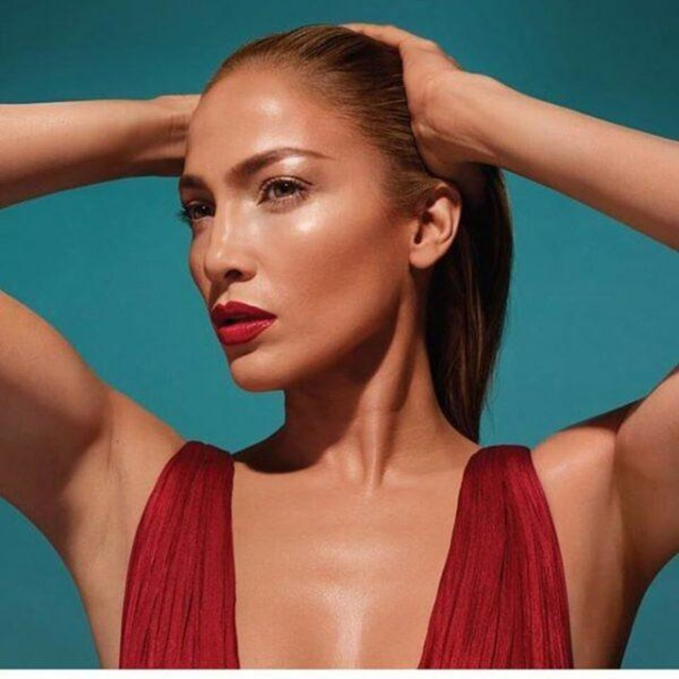 Photo - Jennifer Lopez will launch a new beauty collection in late April.