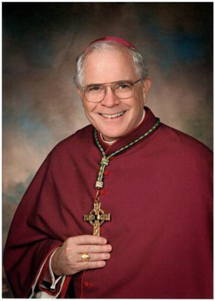 Photo - The Most Rev. Edward Slattery, bishop of the Diocese of Tulsa. Photo provided