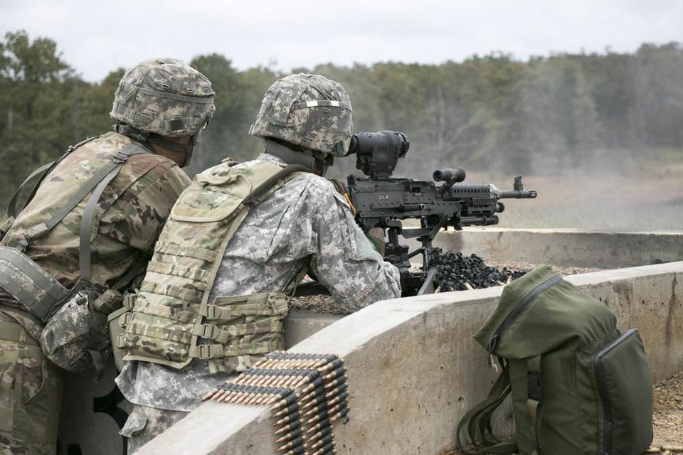 For the first time in six years, Oklahoma National Guard's