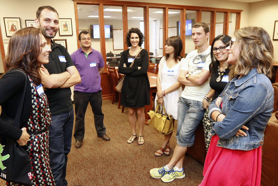 Oklahoma City school district welcomes new teachers from Spain ...