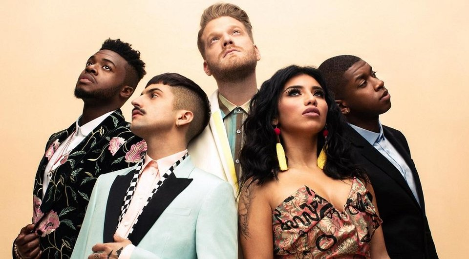 Photo - Pentatonix [Photo provided]