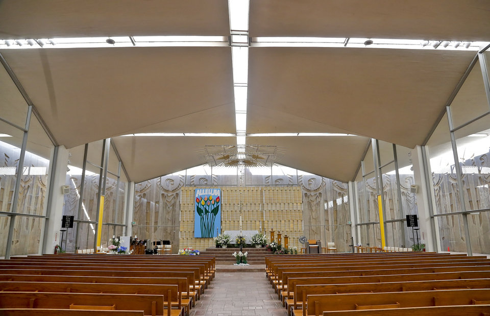 Modern Marvel Oklahoma City S St Patrick Catholic Church