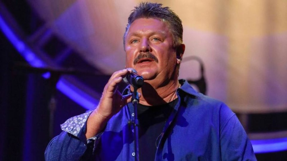 Photo - Joe Diffie performs at the 12th Annual ACM Honors at the Ryman Auditorium on Wednesday, Aug. 22, 2018 in Nashville, Tenn. [Photo by Al Wagner/Invision/AP]