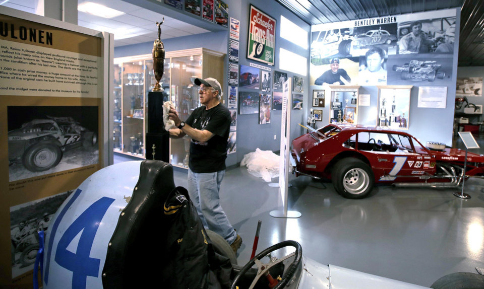New Museum Tells Story Of New England Car Racing History News Ok