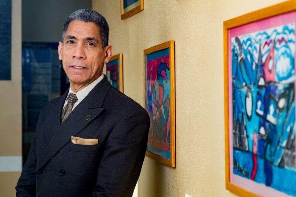 Photo -  Raul Font is president of the Latino Community Development Agency. [Photo provided]