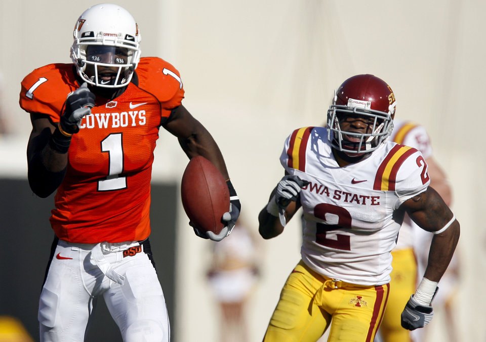The Q A With Osu Wide Receiver Dez Bryant Article Photos