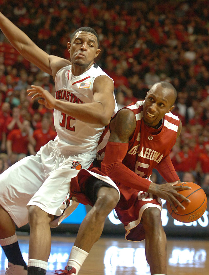 OU notebook: Sooners' Willie Warren out with sprained ankle | News OK