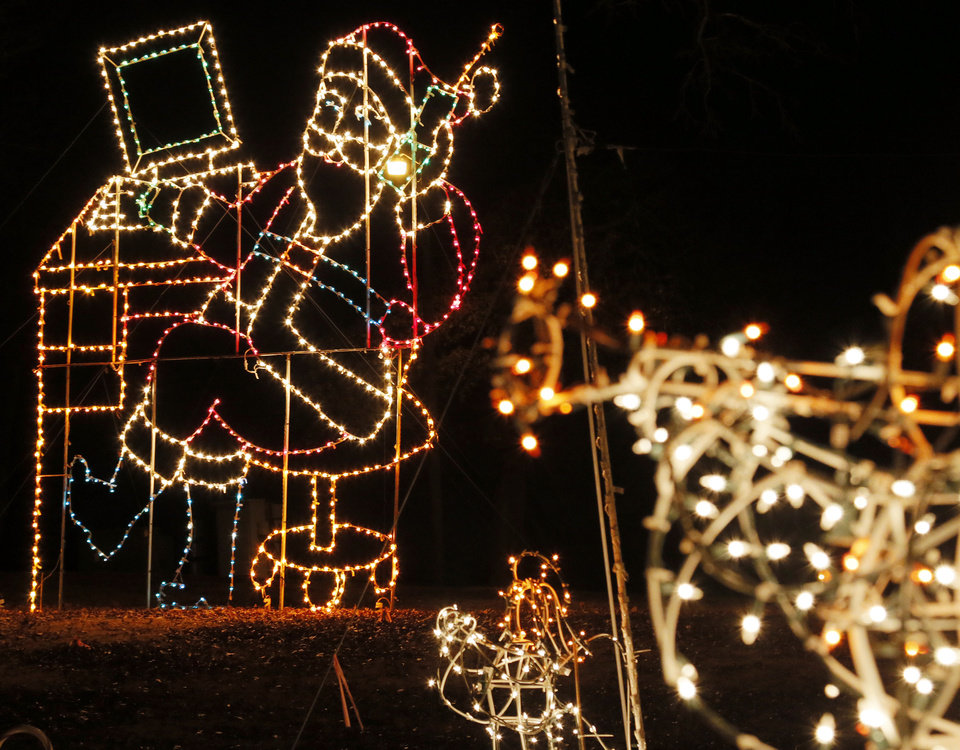 New light display in Seminole is example of Oklahoma communities ...