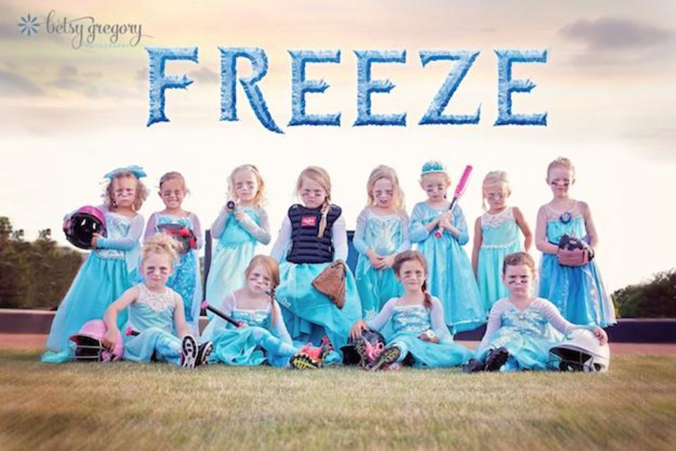 Photo -  Top row, left to right: Liv Godwin, 5; Addalyn Wauters, 5; Tinley Roberts, 4; Avery Gregory, 5; Pressly Atkinson, 5; Ella Melton, 5; Reese Hobgood, 5; Olivia Ojeda, 5. Seated: Kaiser Stout, 5; Khloe Kastner, 5; Kate Nabavi, 5; Kalle Hays, 5. Photo provided by Betsy Gregory