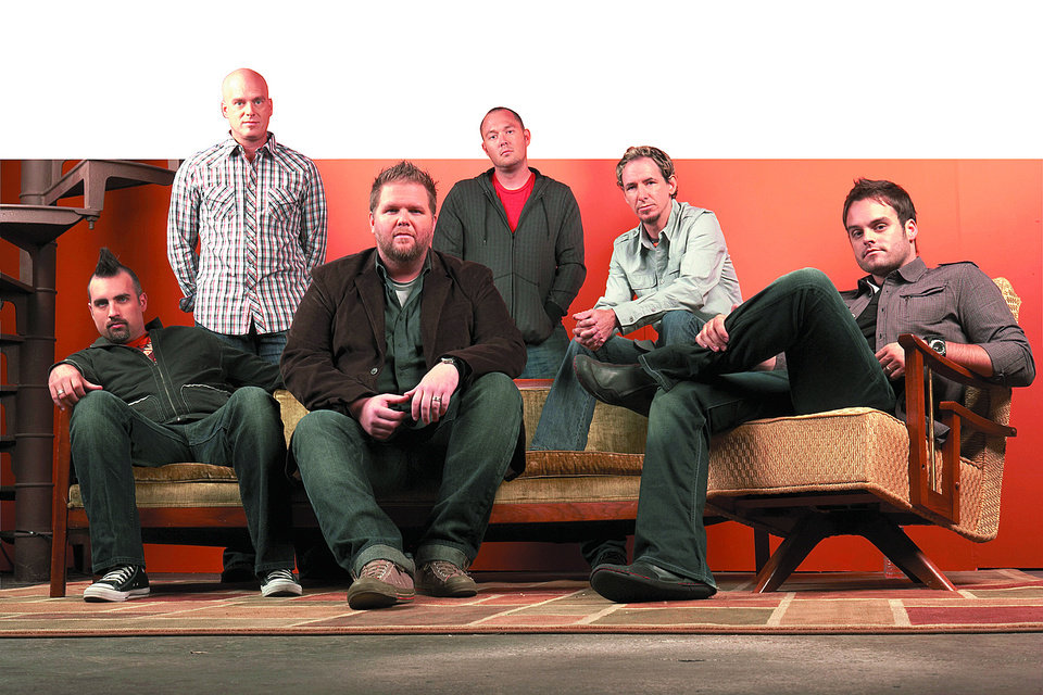 Christian Group Mercyme To Perform April 4 At Ford Center