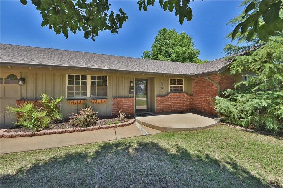 Photo -  Brian Preston of Re/MAX at Home in Edmond has this 2,995-square-foot, 1958 home at 2505 NW 55 Place listed for $330,000. [PHOTO PROVIDED]