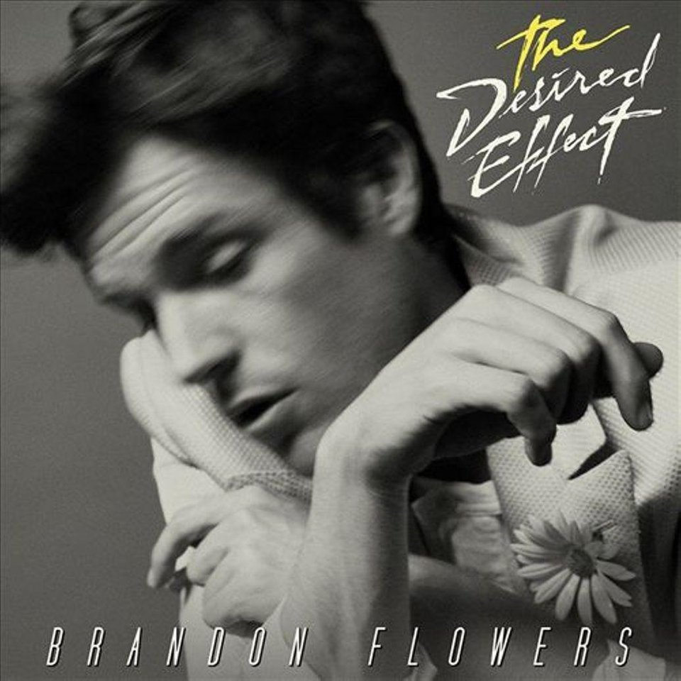 Photo -  Brandon Flowers of The Killers released a new solo album in May. Image provided by artist