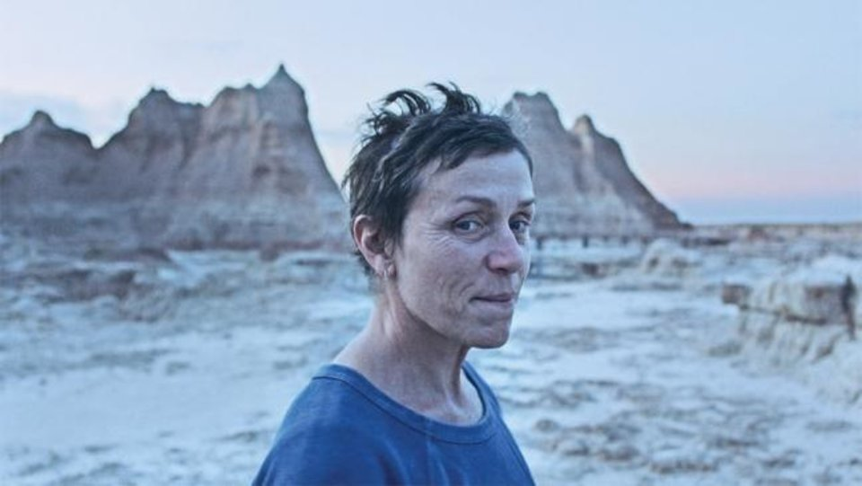 Photo -  Frances McDormand stars in Oscar front-runner
