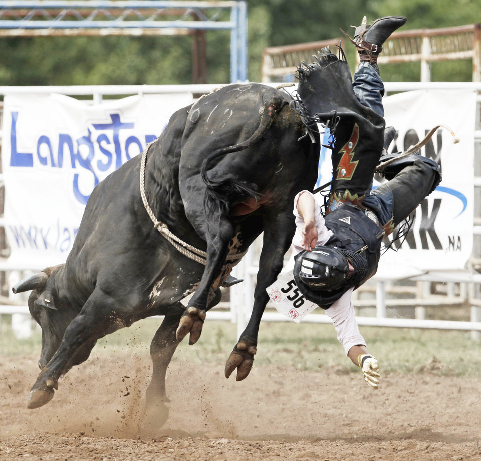International Finals Youth Rodeo Broken Bow S Clay Smith