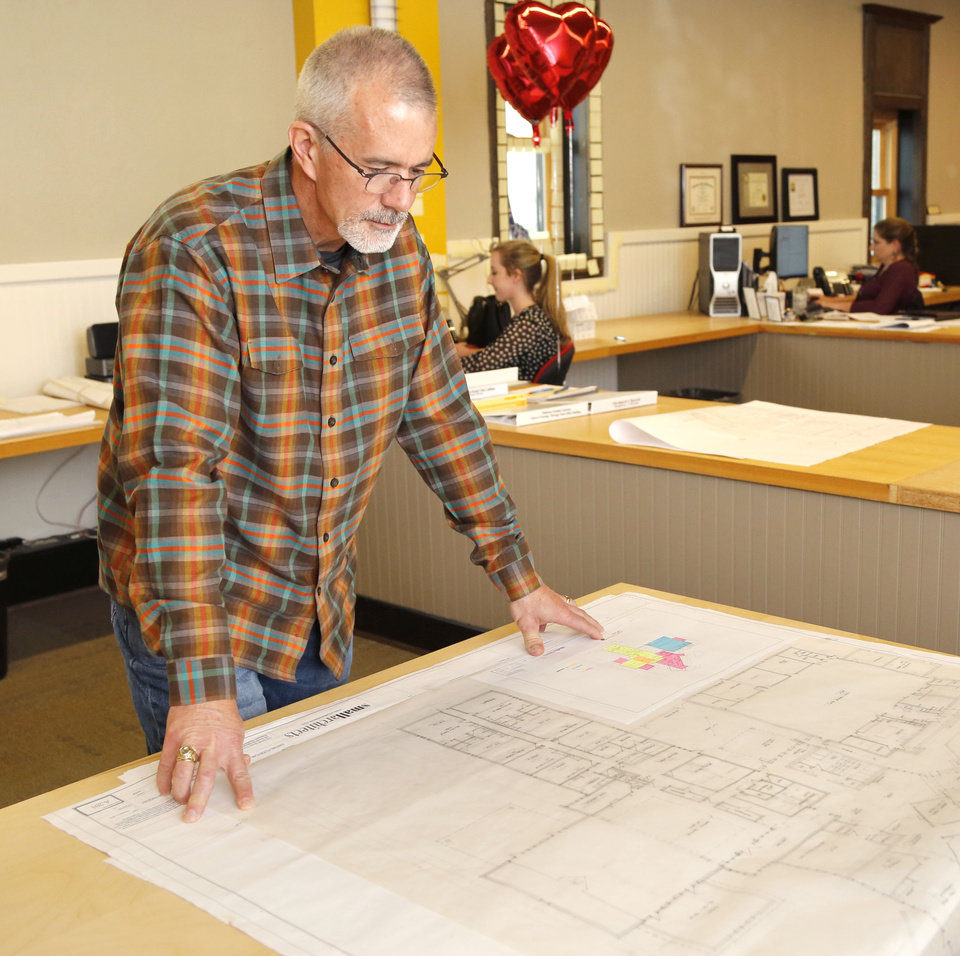 Executive QA Edmond Architect Finds Niche In Church Design