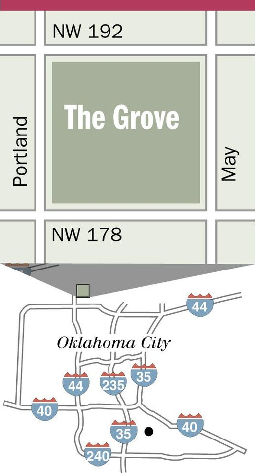 Photo - The Grove at May Avenue and NW 192 MAP - GRAPHIC