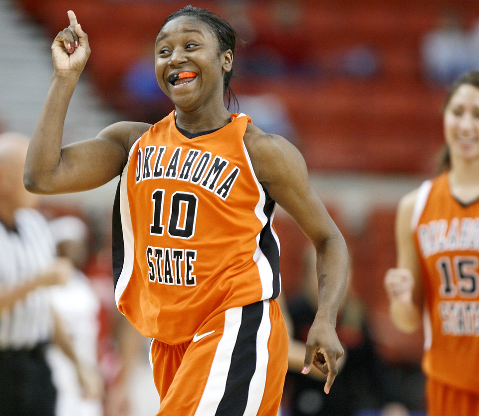 Cowgirls rally to beat back Texas Tech | News OK