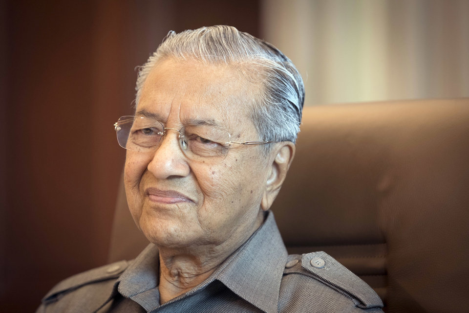 mahathir s leadership v good Mahathir mohamad, 92, a former malaysian prime minister who led the opposition to achieve a stunning victory in the general election, took the oath of office on thursday night, becoming the world's oldest government leader.