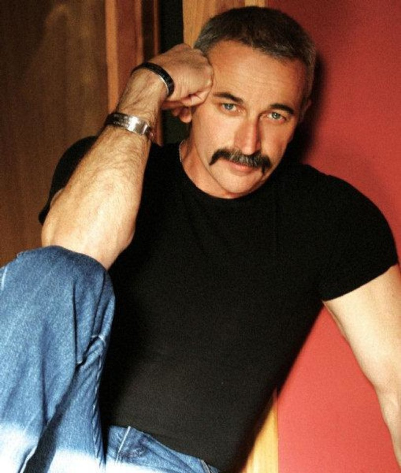 Photo - Country singer Aaron Tippin will perform Sunday night at Hobart's Celebration of Freedom. Photo provided