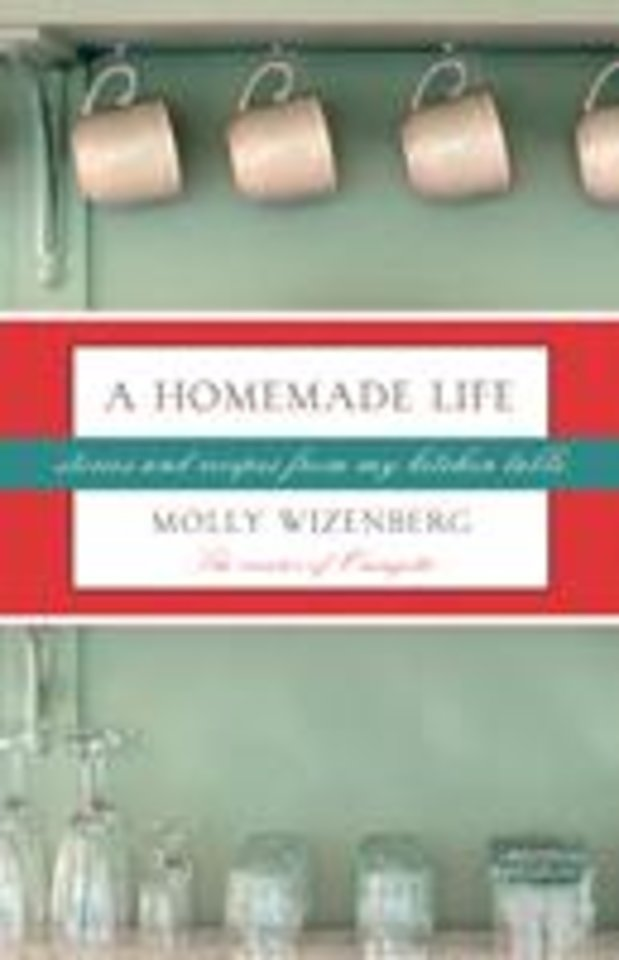 "Photo -  ""A Homemade Life,"" by Casady grad Molly Wizenberg."