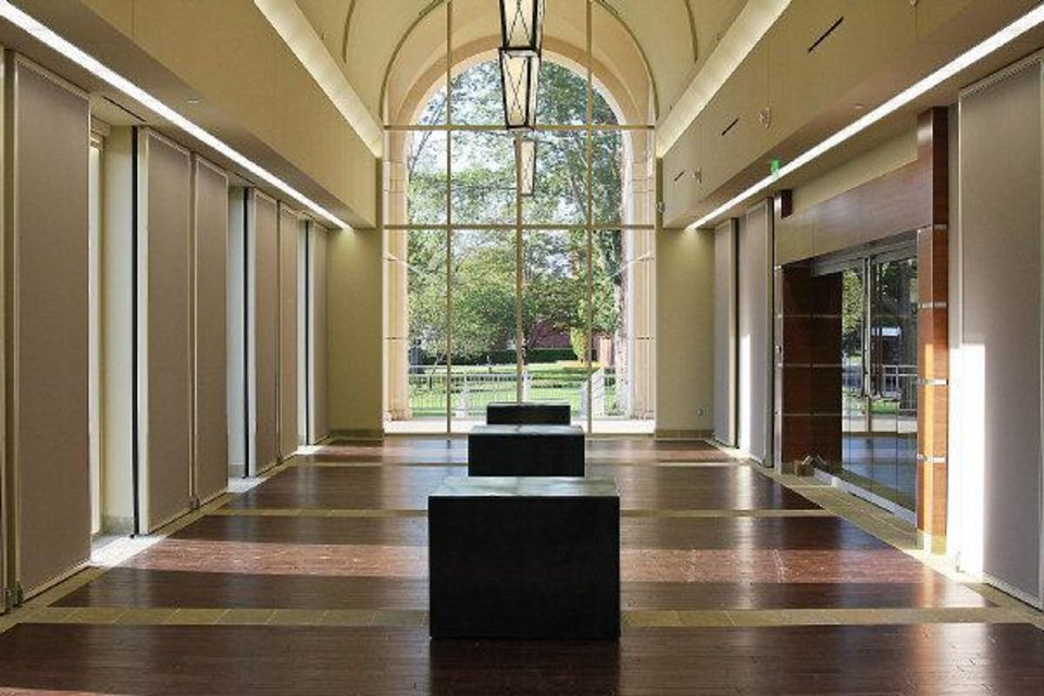 Added As Part Of The 236 Million Renovation And Expansion Gould Hall Home College Architecture At University Oklahoma