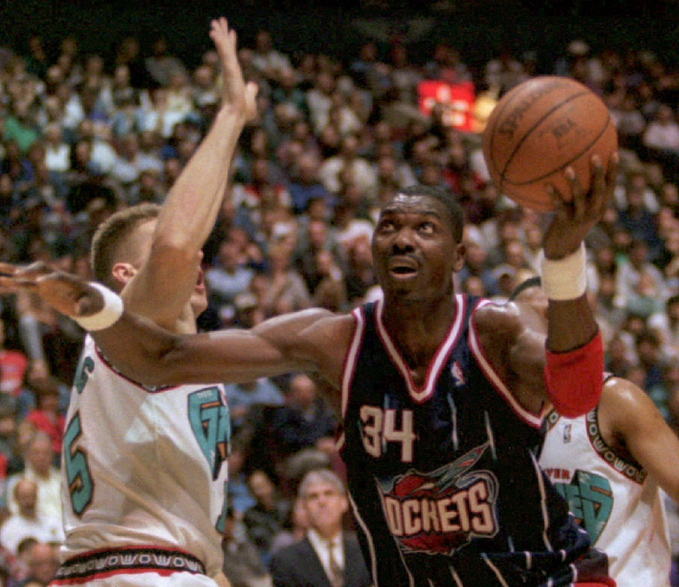 Rockets All Time Roster: Oklahoma State Basketball: Why The Legend Of Bryant 'Big