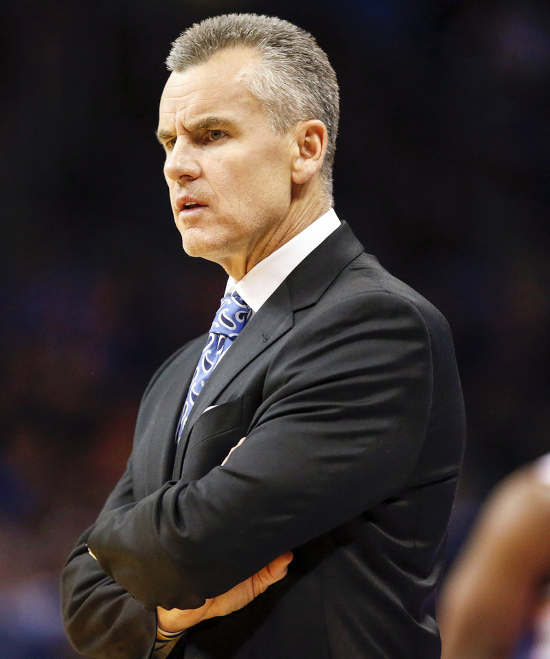 billy donovan - photo #19