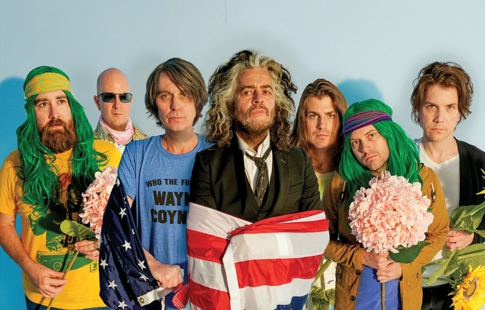 Photo - The Flaming Lips [George Salisbury photo]