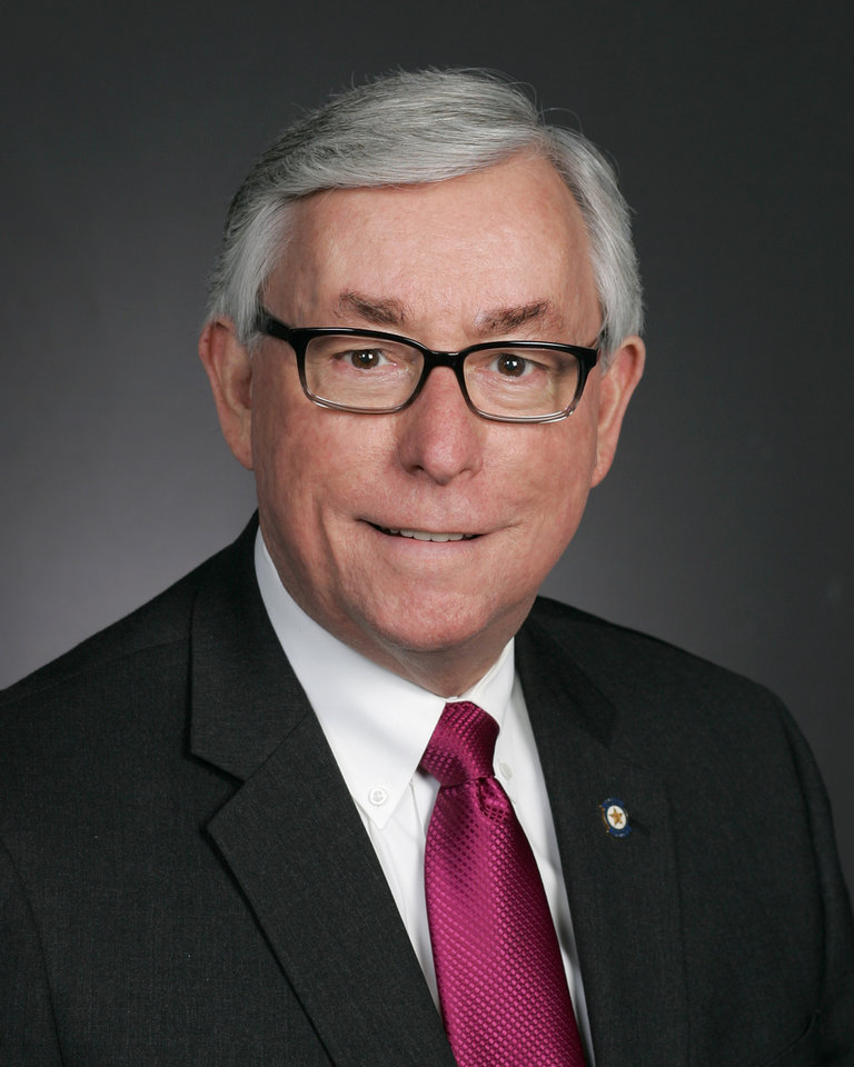 Photo -  State Rep. Weldon Watson, R-Tulsa