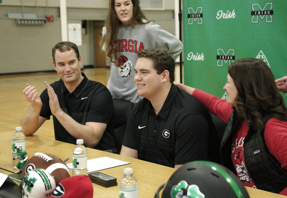 Why Owen Condon doesn't mind being a Bulldog in Sooner