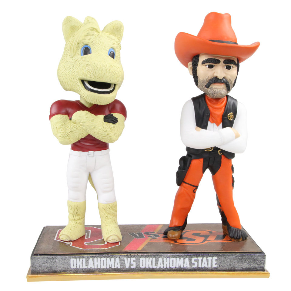 Photo - The limited edition Bedlam bobblehead is being produced by FOCO and sold through the National Bobblehead Hall of Fame and Museum. [Photo provided]