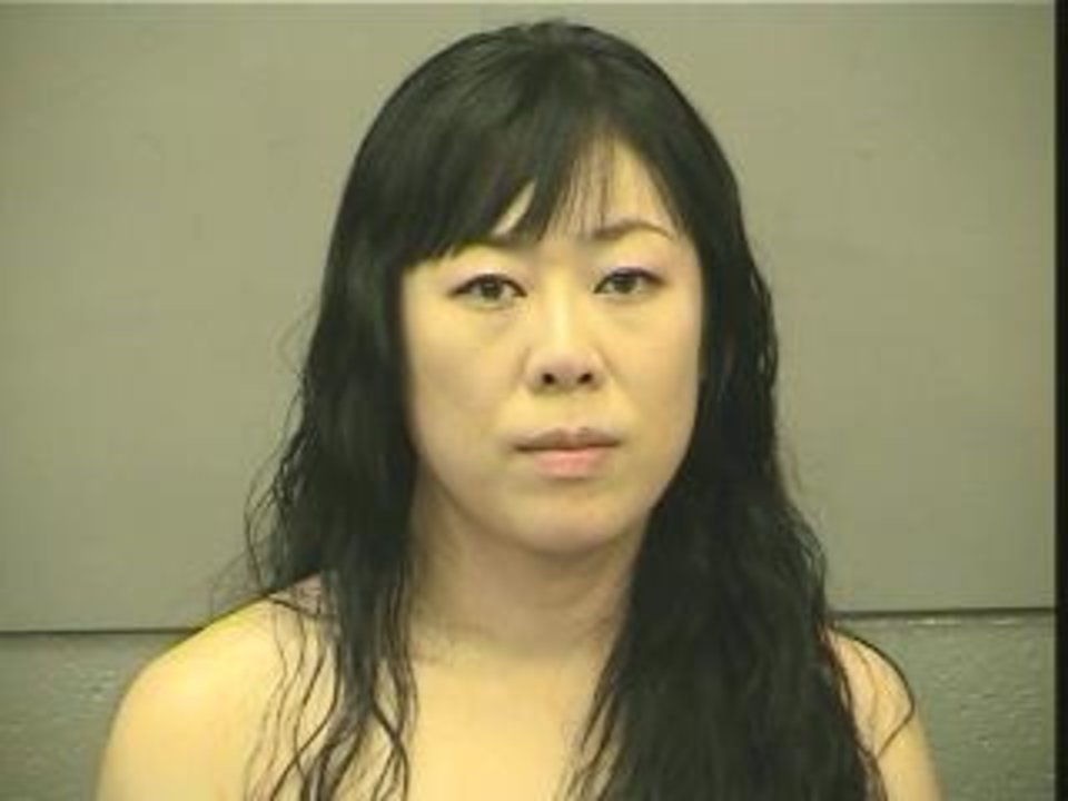 Mature asian prostitute