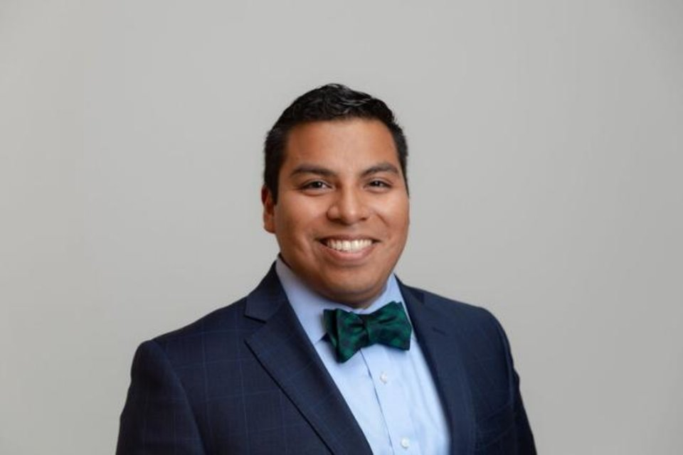 Photo -  Jose Cruz, 29, is running for the open House District 89 seat.
